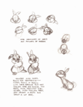 Bambi sketchbook 023