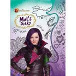 Descendants Mal's Diary Book
