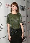 Emma Stone 52nd NYFF