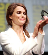 Keri Russell SDCC13