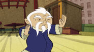 Luong Lao Shi from (American Dragon- Jake Long)