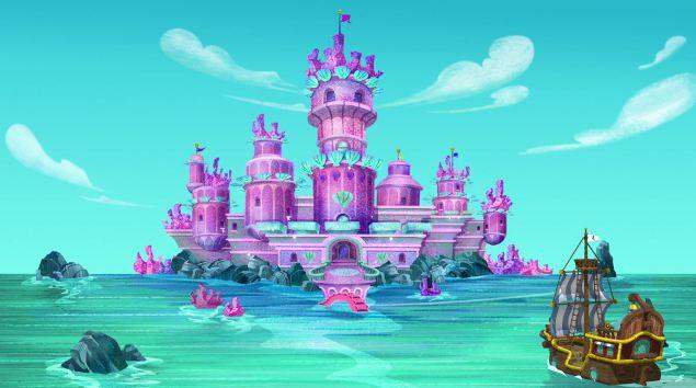 Pirate Princess Island