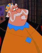 Profile King Hubert
