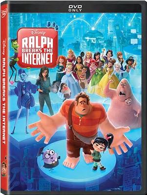 Ralph Breaks the Internet (video)