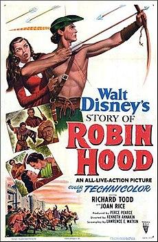 Robin Hood, o Justiceiro