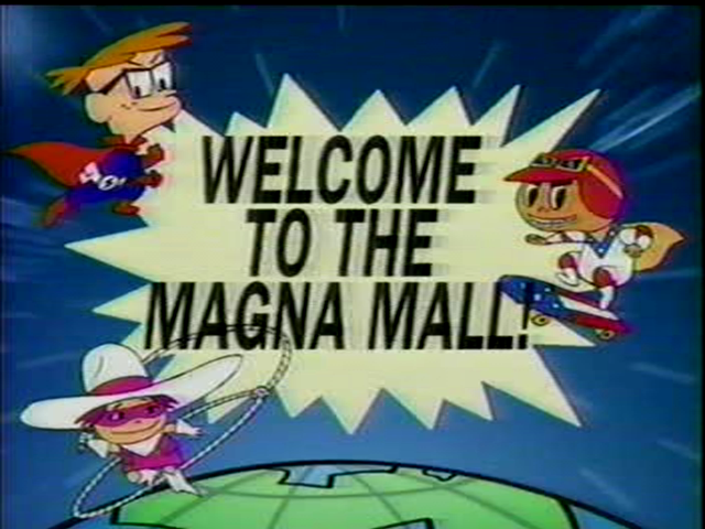 Welcome to the Magna Mall!