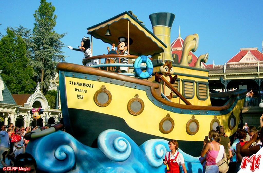 The Wonderful World Of Disney Parade Disney Wiki Fandom
