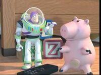 Toy Story Treats- It's ABC (1996, RARE)