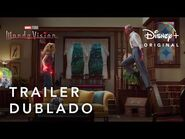 WandaVision - Marvel Studios - Trailer Oficial 3 Dublado - Disney+