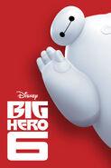 Big Hero 6 - Poster