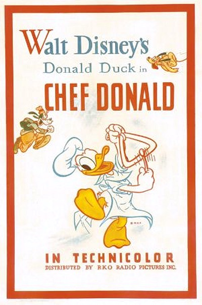 I disastri in cucina (Chef Donald)