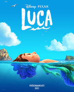 Luca mexican poster