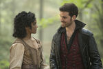 Once Upon a Time - 7x03 - The Garden of Forking Paths - Photography - Tiana and Hook