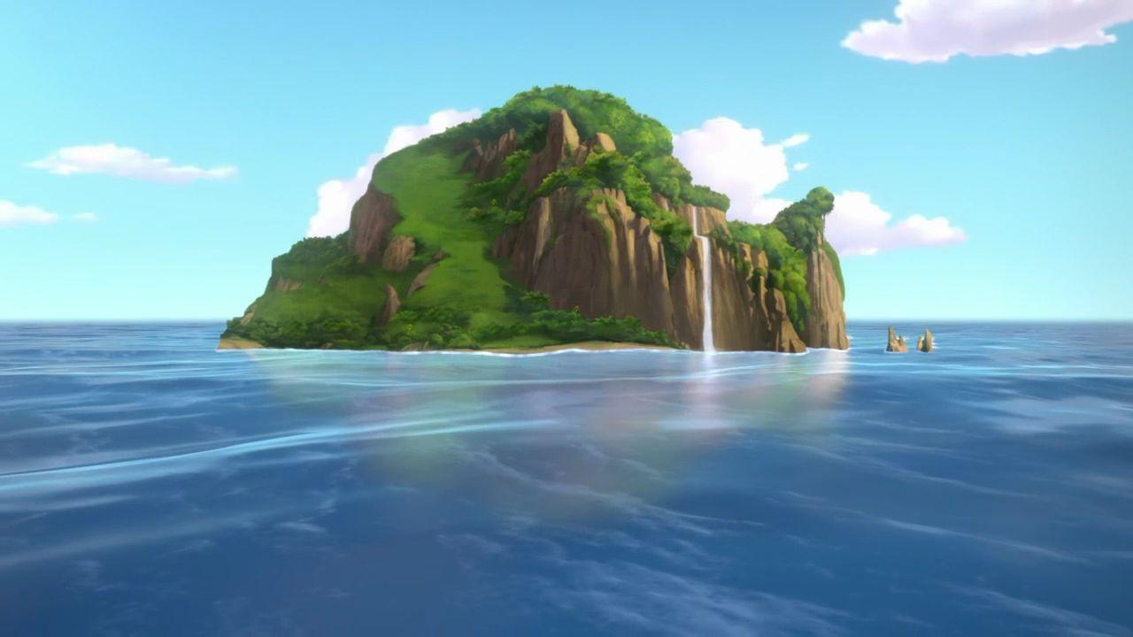 Ophidan Island