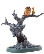 WDCC THE SWORD IN THE STONE ARCHIMEDES WART I
