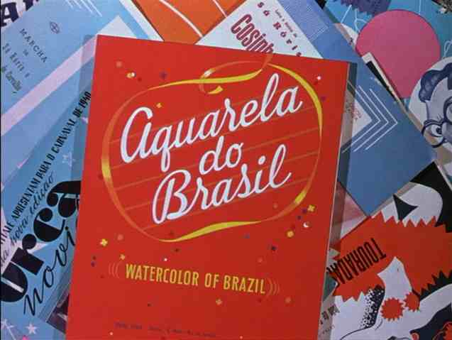 Aquarela do Brasil (song)