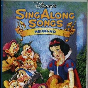 Disney S Sing Along Songs Heigh Ho Disney Wiki Fandom