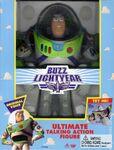 Buzz Lightyear Ultimate Talking Action FIgure