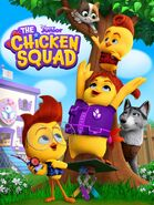 Chicken Squad poster