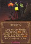 DVG Duplicity