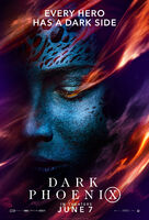 Dark Phoenix - Mystique