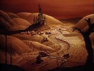 Happy Valley Barren Wasteland