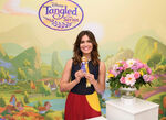 Mandy Moore and Tangled Series doll