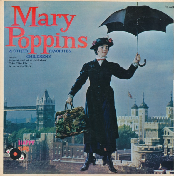 Mary Poppins and Other Children's Favorites