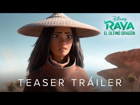 Raya y el Último Dragón - Tráiler oficial en español - HD
