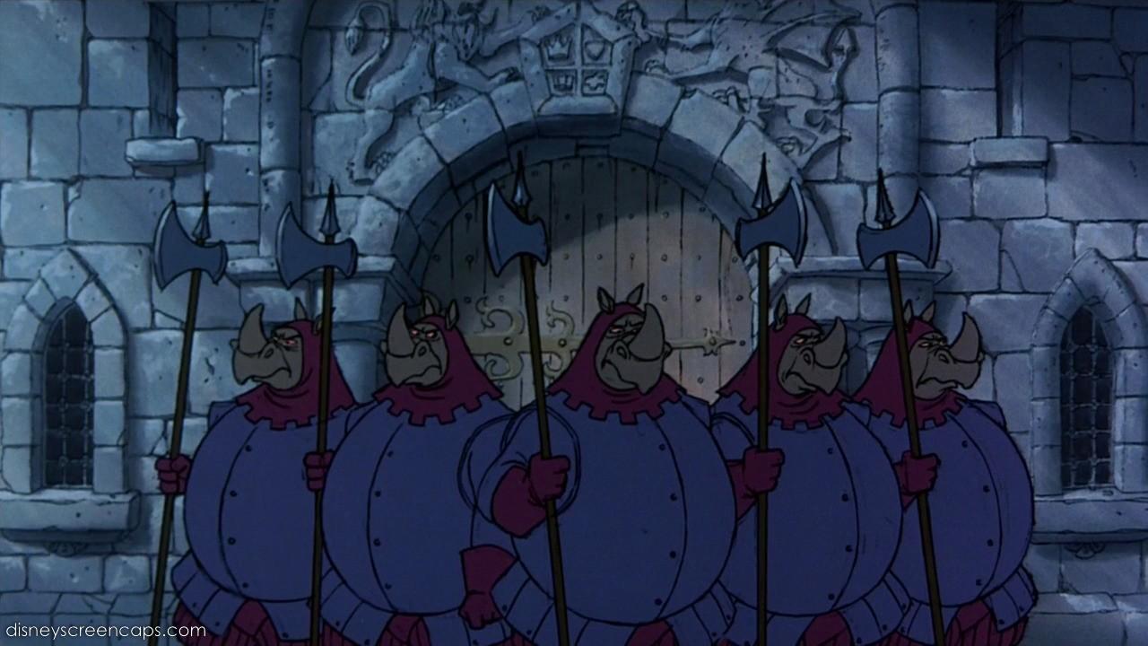 Los Guardias Rinocerontes