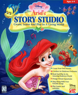Ariel's Story Studio Cover.png