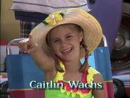 Caitlin Wachs Profile