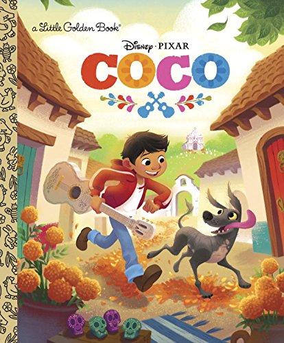 Coco (Little Golden Book)