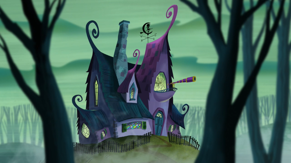 The Glooms' House
