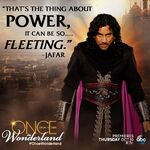 Once Upon a Time in Wonderland - Jafar - Quote