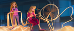 Ralph Breaks the Internet Disney 2018 A Big Strong Man in Need of Rescuing Rapunzel Aurora