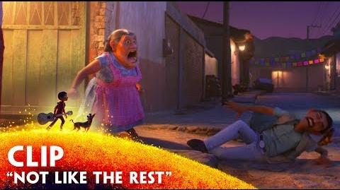 """""""Not Like the Rest"""" Clip - Disney Pixar's Coco"""