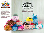 Alice in Wonderland Tsum Tsum Tuesday UK