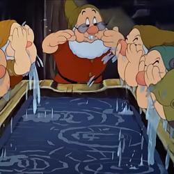 Bluddle-Uddle-Um-Dum / Canzone del bagno