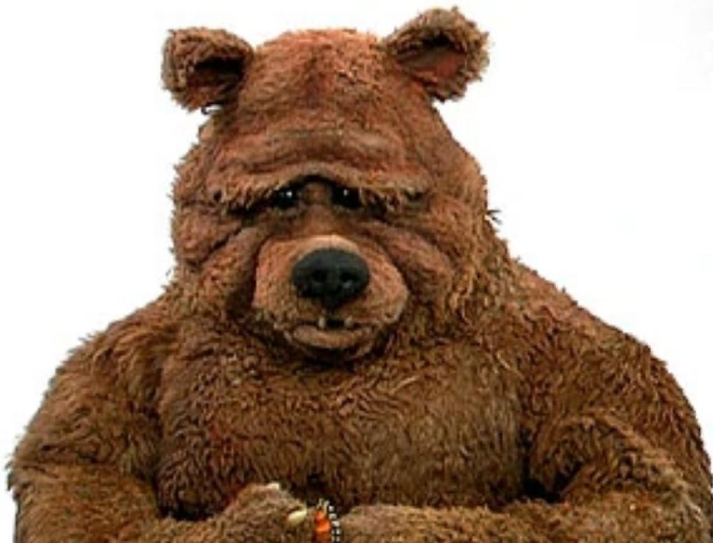 Bobo, o Urso