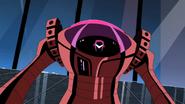 Crimson Dynamo in the fight