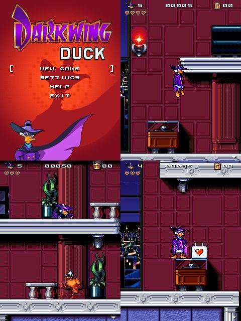 Darkwing Duck (Disney Mobile Studios)