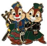 DisneyShopping.com - St. Patrick's Day Series (Chip an' Dale)