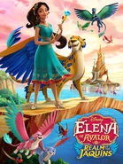 Elena of Avalor Realm of the Jaquins