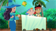 Jake with Cubby Misty and Skully - The NeverLand Coconut Cook-Off