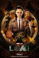 Loki Season One Final Poster