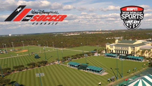 2014 Walt Disney World Pro Soccer Classic