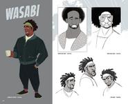 The Art of Big Hero 6 (artbook) 112