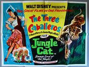 Three cab jungle cat uk rerelease