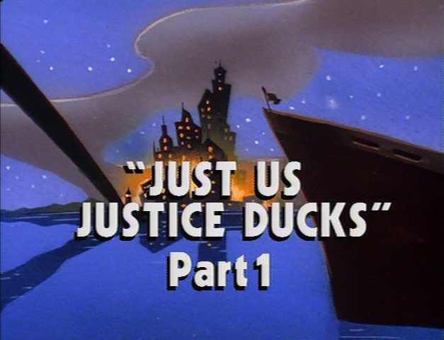 Just Us Justice Ducks